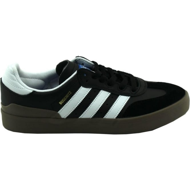 hot sale online c5cfa ea488 Adidas Busenitz Vulc RX Shoe - Black White Gum