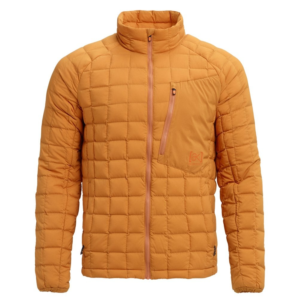 Burton Ak Bk Lite Men S Insulator Jacket Golden Oak