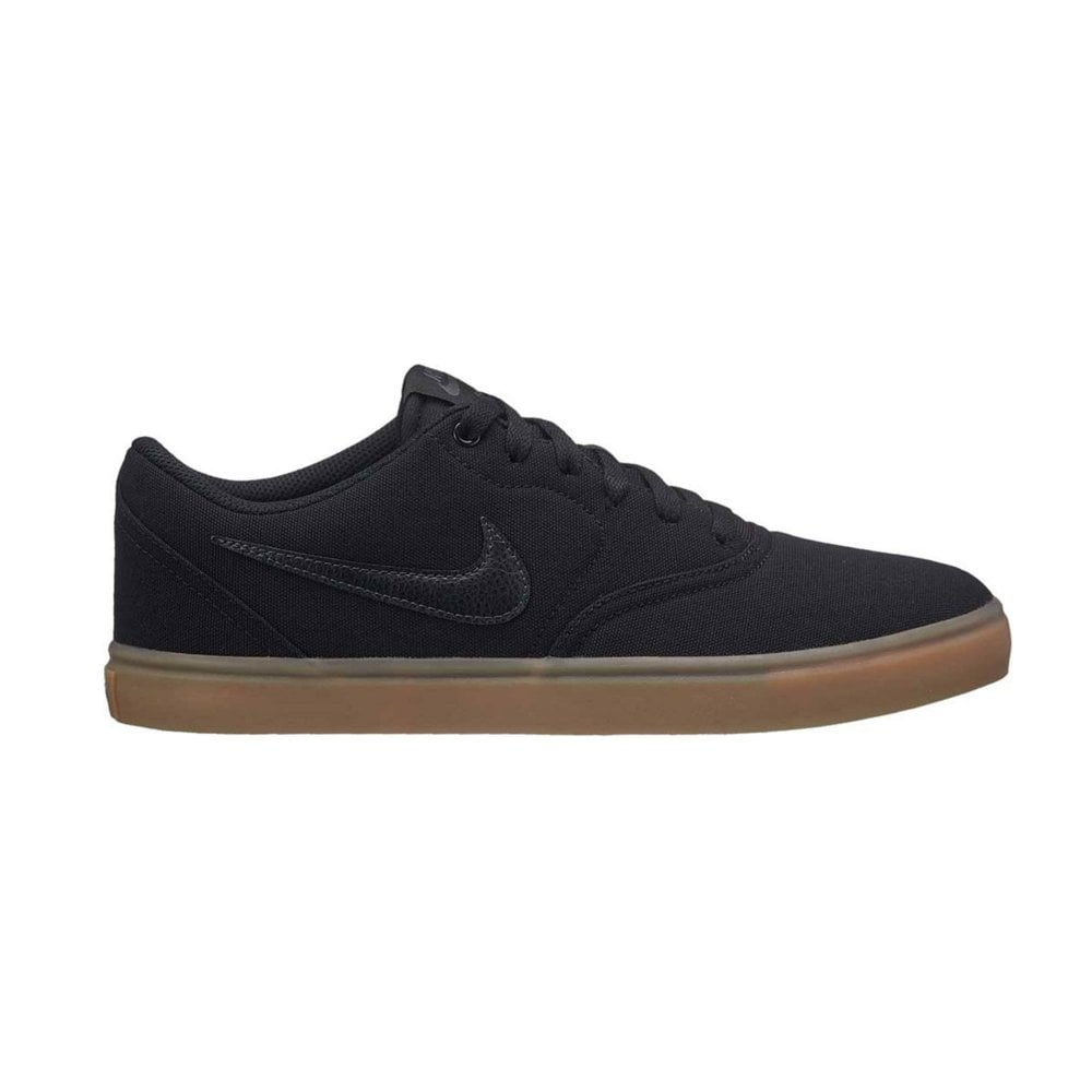 Nike SB Check Solar CNVS Canvas Black