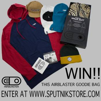 Win An Airblaster goodie Bag!!