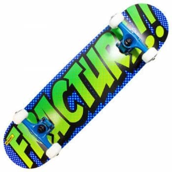 Win A Fracture Skateboard Complete!
