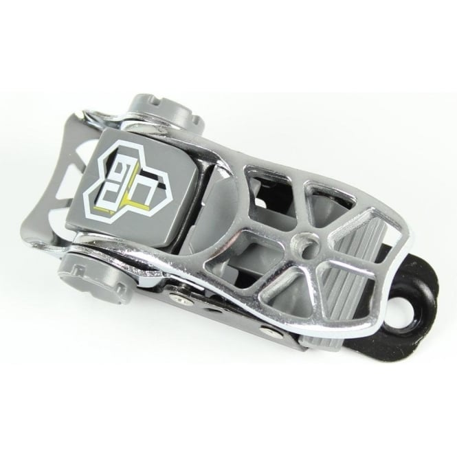 Burton  C60 Ankle Buckle - Silver/Black