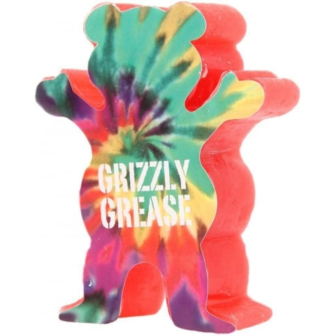 Grizzly Griptape Grizzly Grease Wax - Red