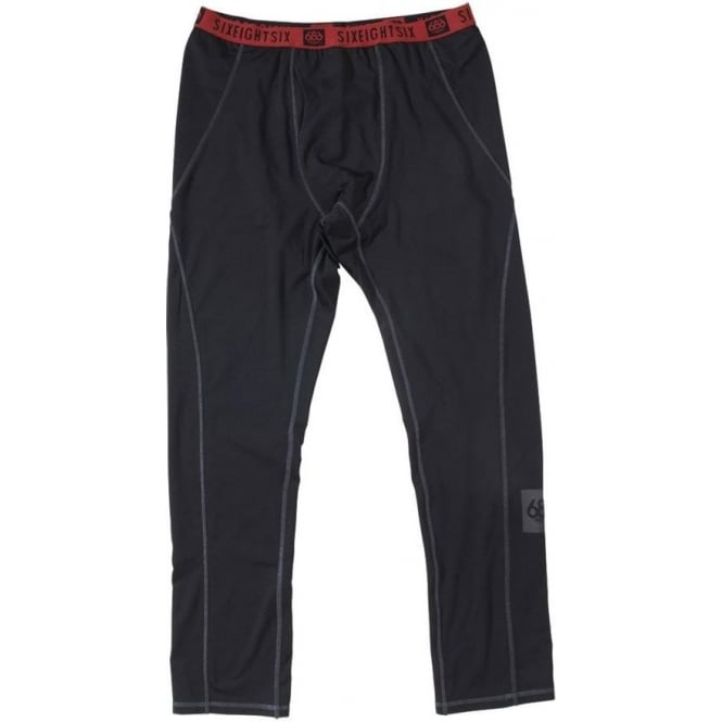 686  Frontier Baselayer Pant - Black