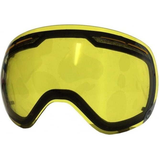 Dragon  X1s Replacement Goggle Lens - Yellow