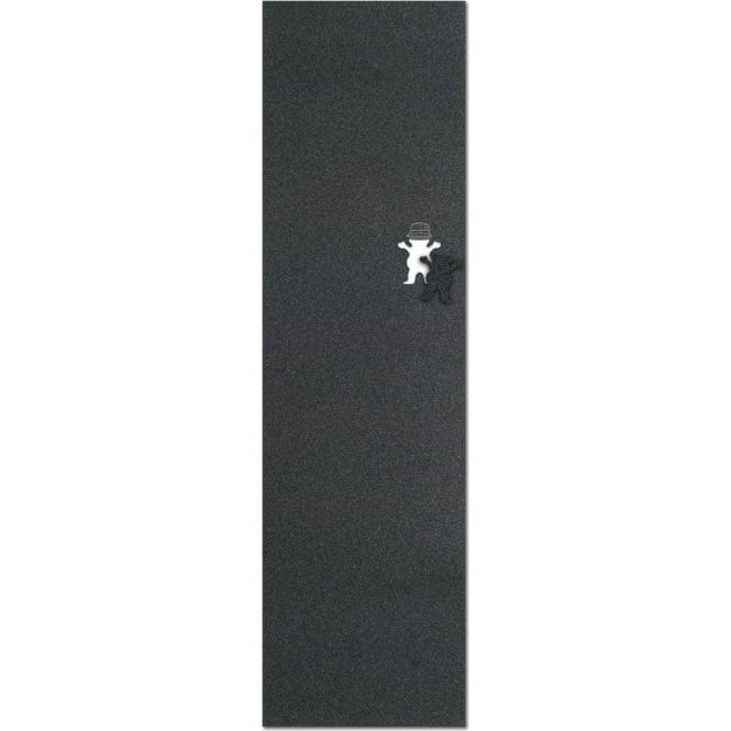 Grizzly Griptape Grizzly Boo Johnson Griptape - Black