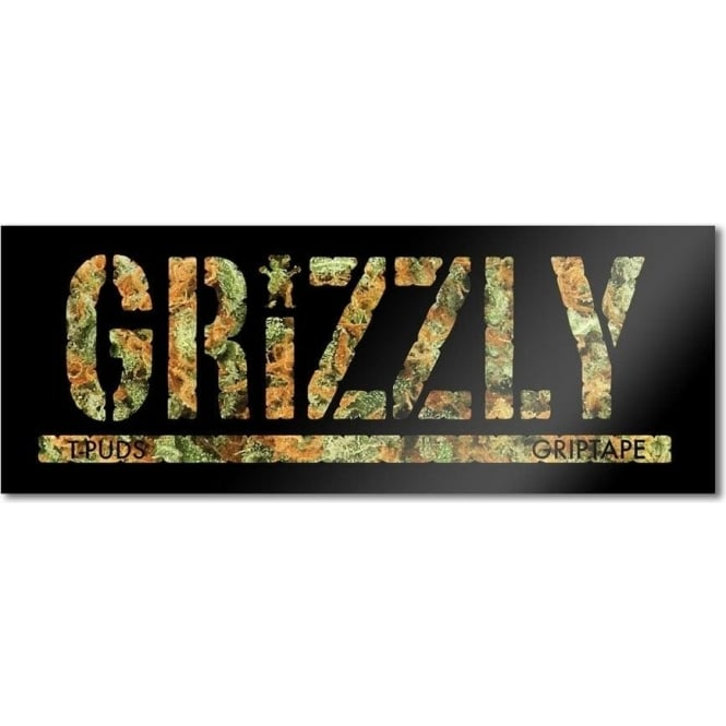 Grizzly Griptape Grizzly Torey Kush Sticker