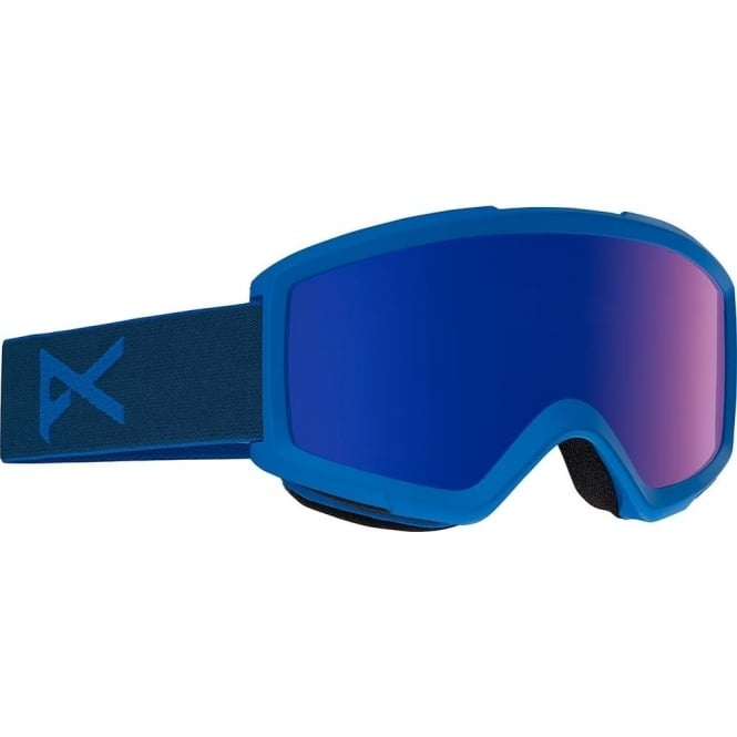 Anon  Helix 2.0 Goggles - Midnight with Blue Colbalt Lens