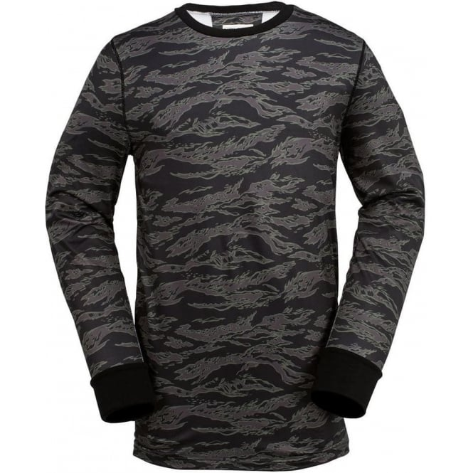 Volcom  Base Layer Crew - Camouflage