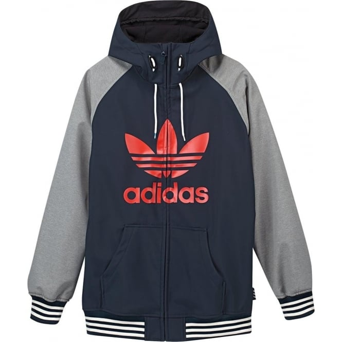 Buy Adidas Greeley SS Snowboarding Jacket - Collegiate Navy Core ... 52ac83df28