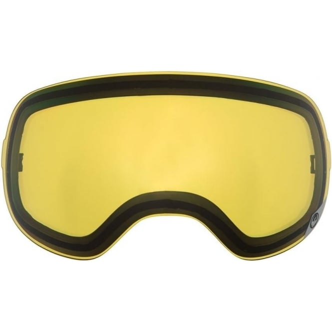 Dragon  X2s Goggle Replacement Lens - Yellow