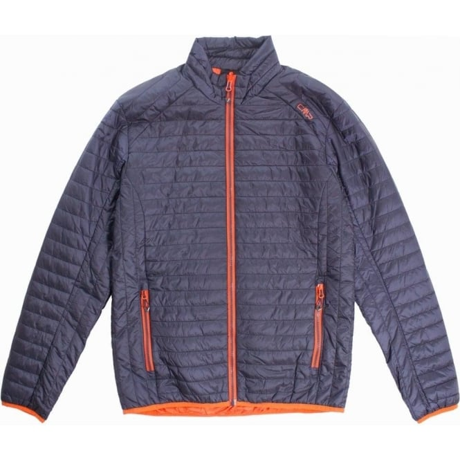F.lli Campagnolo  Man Jacket - Antracite/chili
