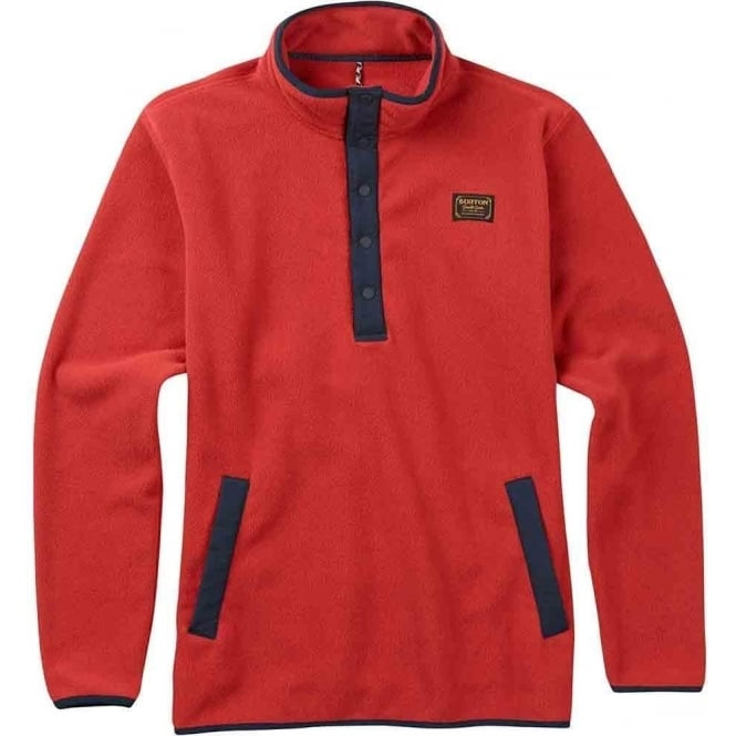 Burton  Hearth FLC Fleece Pullover - Tandori
