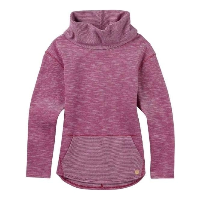 Burton  Women's Ellmore Pullover - Anemone Heather