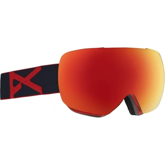 Anon  MIG MFI Goggles 2018 - Redeye with Sonar Red Lens