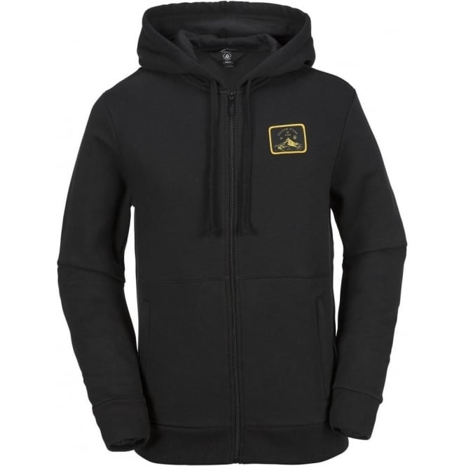 Volcom  Tuning Zip Fleece - Black