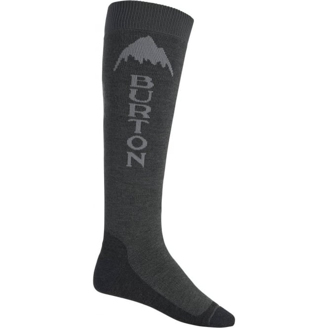 Burton  Emblem Sock - Faded Heather