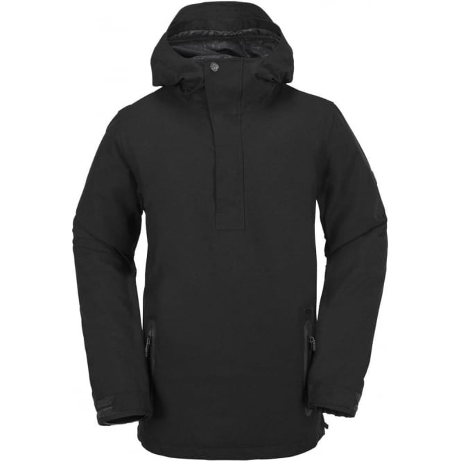 Volcom  Brighton Pullover Jacket - Black