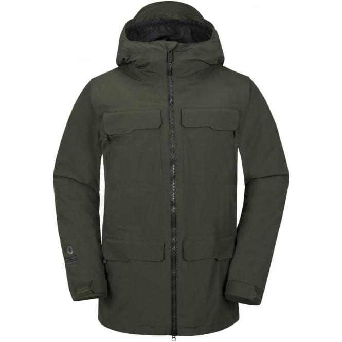 Volcom  Stone Gore-Tex Jacket - Snow Military