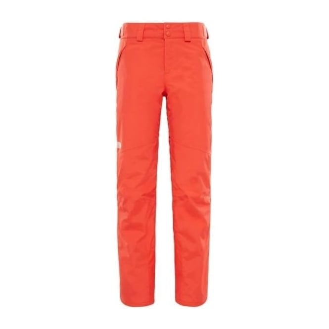 The North Face  Chavanne Women's Pant - Fire Brick Red