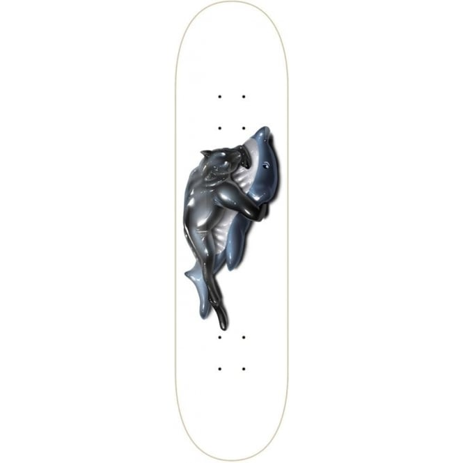 Isle Skateboards Isle Laric Artist Chris Jones Deck - 8.125