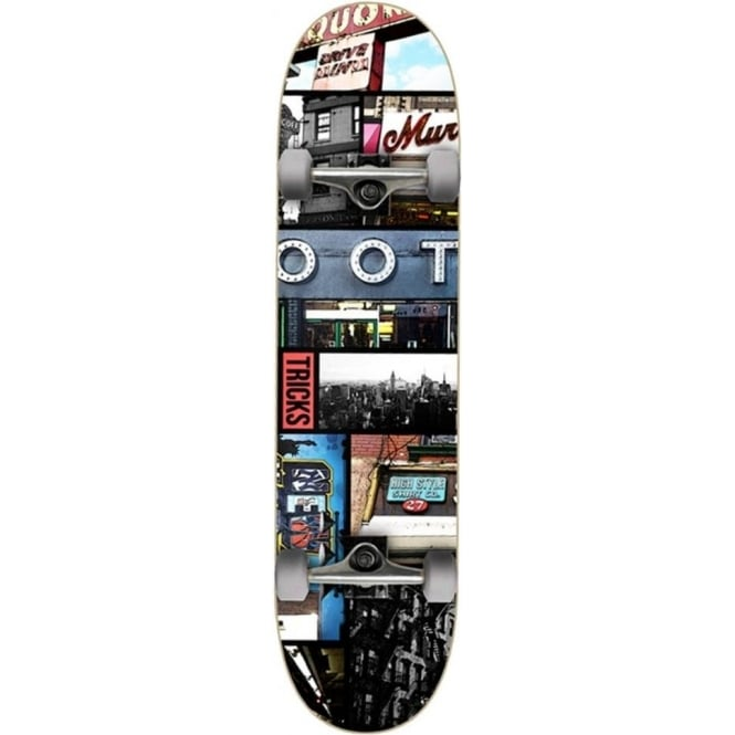 Tricks Skateboards Tricks Bronx Complete Skateboard - 8.0