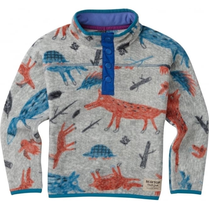 Burton  Spark Junior Fleece - Big Bad Wolf