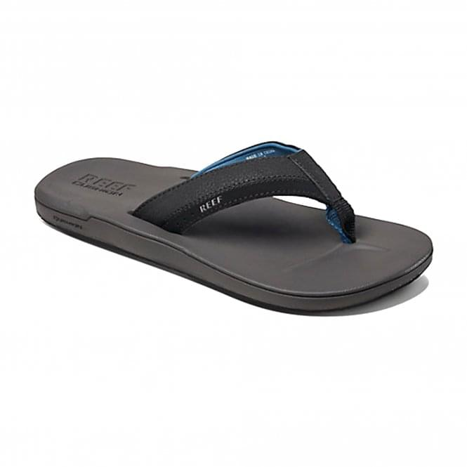 Reef  Contoured Cushion Sandals - Grey/Blue