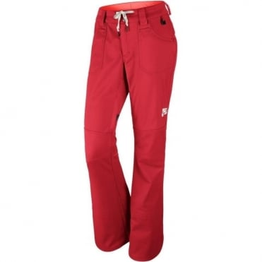 Nike Womens Willowbrook Pant - Action Red