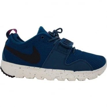 Nike Trainerendor Womens Shoe - Blue Force/Sail/Pink Pow/Black
