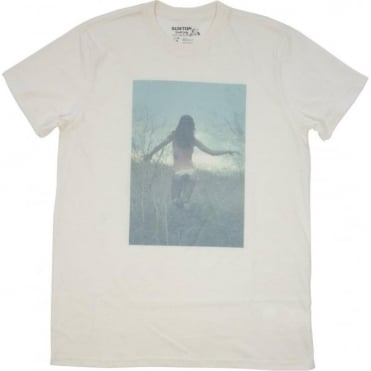 Burton Tall Grass T-Shirt - Vanilla