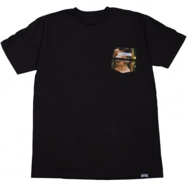 Rook Tig Bits Pocket T-Shirt - Black
