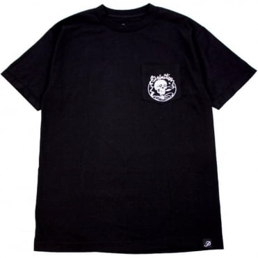 Primitive Grateful Pocket T-Shirt - Black