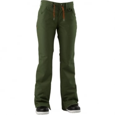 Airblaster Fancy Pants Women's Pant - Olive