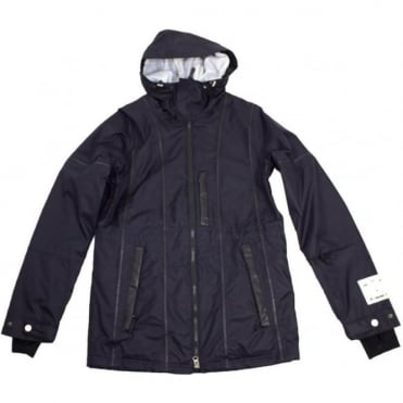 Rhythm Women's Axis Jacket - Steel Black