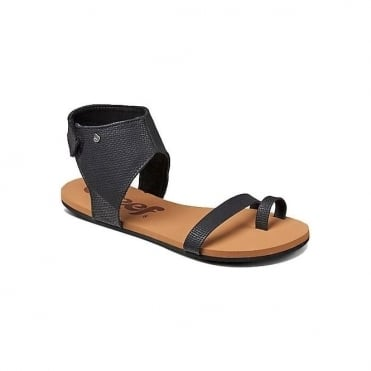 Reef Hampton Women's Sandals - Black