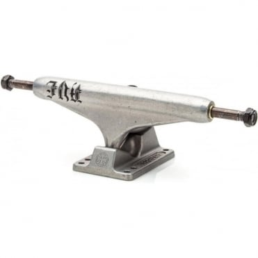 Indy Stage 11 A.V.E Clear Matte Silver Truck - 149mm