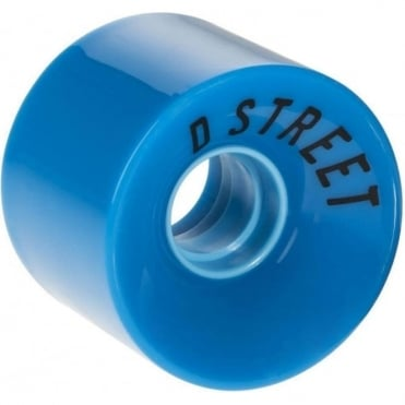 D Street 59 Cent 78a Wheels Blue - 59mm
