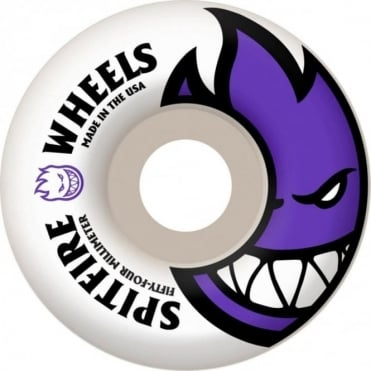 Spitfire Big Head Wheels Purple - 54mm