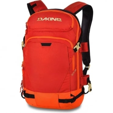 Dakine Heli Pro DLX 24l Backpack - Inferno