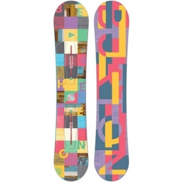 Burton Feather Women's Snowboard 2017 - 144cm