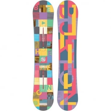 Burton Feather Women's Snowboard 2017 - 149cm