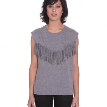 Volcom Damage Is Done Women's T-Shirt - Heather Grey