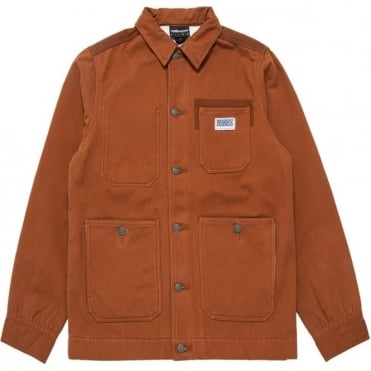 The Hundreds Stanton Jacket - Field Tan