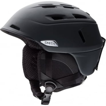 Smith Camber Helmet - Matte Black