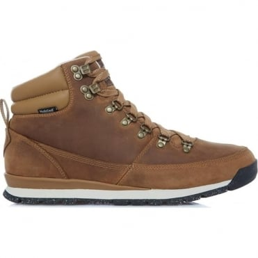 The North Face Back To Berkeley Redux Leather Shoe - Dijon Brown/Vintage