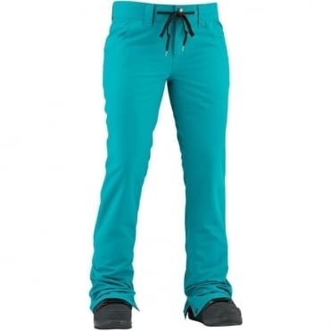 Airblaster Fancy Women's Snowboard Pants - Teal