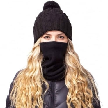 Celtek Serenity Neck Gaiter - Black