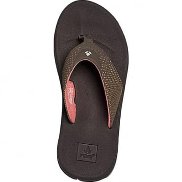 Reef Rover Women's Sandals - Brown/Coral