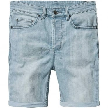 Globe Goodstock Denim Walk Short - Garage Wash
